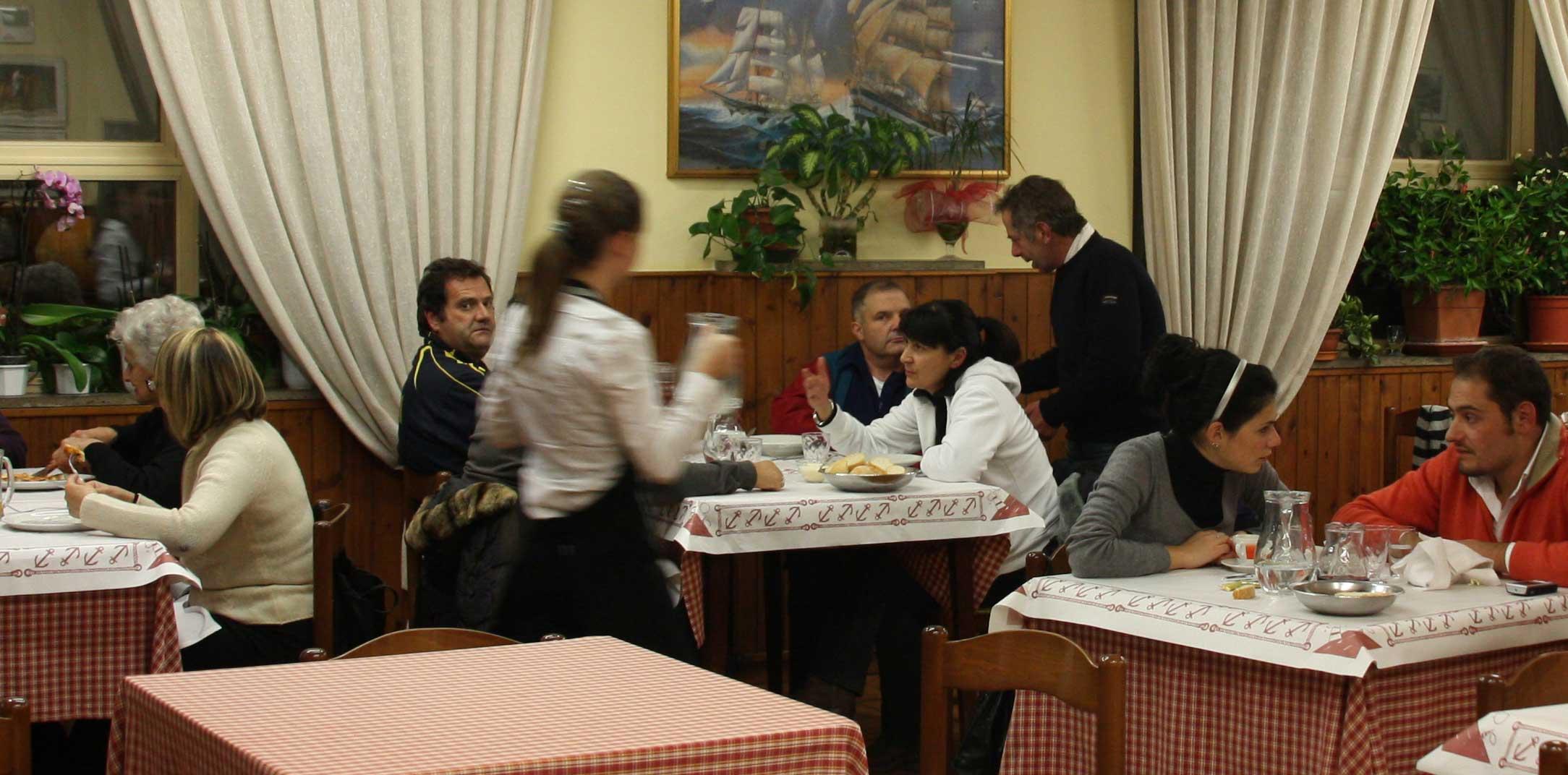 Il ristorante dal Navigante